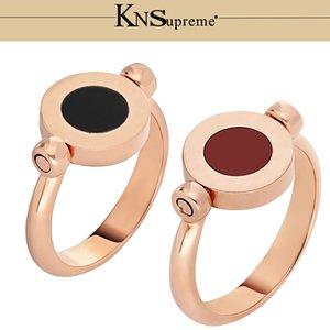 KN BGL Вращать s925 кольцо подарок 1: 1 Оригинал 100% Стерлингового Серебра 925 Женщины Бесплатная Доставка Ювелирные Изделия Высокого Качества Подарок Есть логотип