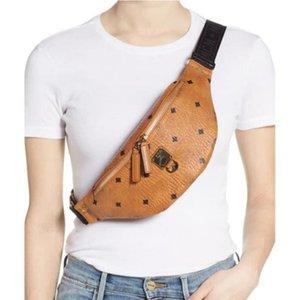 2020 neue Ankunfts-Art- Männer und Frauen-Taillen-Beutel-Qualität Unisex Brusttasche 2 Farbe Hot Verkauf Waistpacks 22 20060601W
