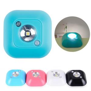LED Night Light Power Failure Light Motion Sensor Lamp with Dusk to Dawn Smart Sensor Flashlight Auto On Off Cabinet Stairs Closet Lighting