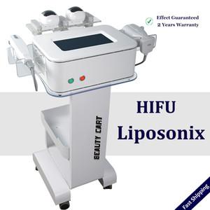 Máquina de alta frecuencia Liposonix máquina de reducción de celulitis máquina hifu portátil equipo de belleza de pérdida de peso liposonix para la venta
