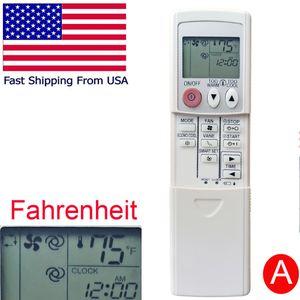 Reemplazo para Mitsubishi Electric MR Slim Air Acondicionador de aire Remote Control KM09F E12E83426 Pantalla solo en Fahrenheit