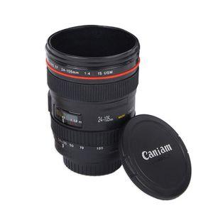 عدسة الكاميرا القدح القهوة شرائع كأس الجيل 2 من لين أكواب كانون عشاق التصوير الجدة هدايا EEA1227-6