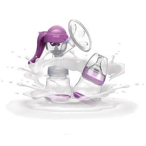 Кормление Руководство молокоотсос BPA Free Partner Грудное Коллектор с Бутылка молока сосок Функция молокоотсосы Детское питание