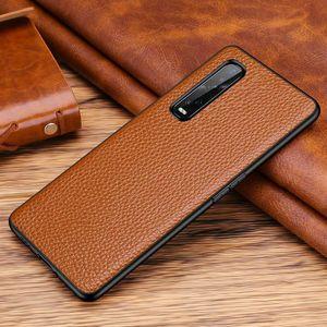Finden X2 für OPPO Profall Sticker Cover Luxus Ursprüngliche bunte dünne echtes Leder-Kasten für OPPO X2 Pro finden