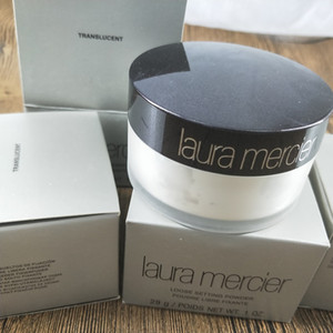 Laura Mercier Polvos sueltos Polvos sueltos impermeables de larga duración Hidratante Maquiagem Maquillaje translúcido 29g