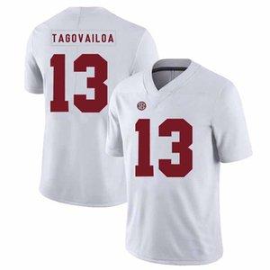2663 NCAA 7 Dwayne Haskins Jr camiseta 97 Nick Bosa 13 Tua Tagovailoa Trevor Lawrence calidad superior del Colegio Americano de fútbol Jersey 2019