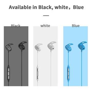 Wholesale Magnetic Bluetooth Earphones Wireless Earbuds V4.2 Earphones Sports in-Ear Waterproof Stereo Sweatproof Headset for sports
