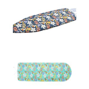 140X50cm Padded Ironing Board Cover Protective Press Mesh Iron Ultra Thick Cotton Fitted Heat Retaining Cloth Guard Protect