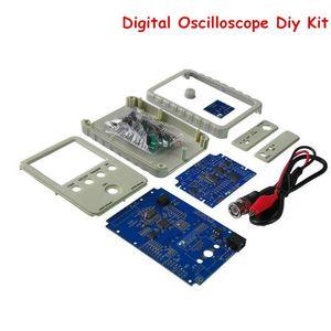 Freeshipping En Yeni bir Kılıf ile DSO Shell DSO150 Dijital Osiloskop Diy Kiti