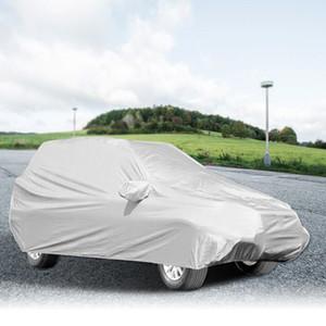 Oversea Extra Large volle Auto-Abdeckung atmungsaktiv Staubdicht Waterproof UV-Schutz-Abdeckung für Off Road SUV