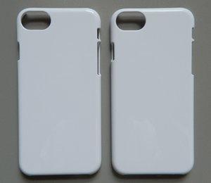 Für iPhone X XS XR XS MAX / iphone 5 6 7 8 und 3D PC Matt / glänzend Sublimation Telefonkasten 100pcs / lot kann freies Verschiffen Modell mischen