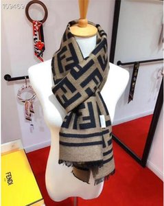 inverno lana autunno donne degli uomini di alta qualità di trasporto di goccia sciarpa morbida Lamé denso e caldo sciarpa lunga stampata Scialle