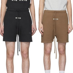 Herren Shorts Essentials-High Street Shorts für Männer Reflective Short Mens Hip Hop Street