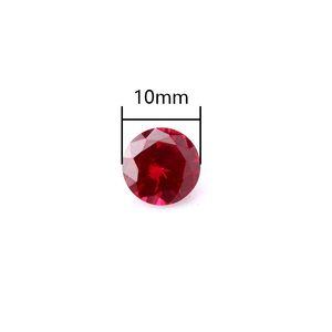 Rubineinsatz 3 Stil Insert Rauchzubehör für Schrägkante Quarz Banger Nägel, Glas, Wasser Bongs Dab Rigs Pipes