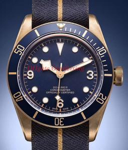 Роскошные мужские часы на XF фабрики черный Лавровый бронзовый 79250 79250BM 79250BA 79250BB ограниченное издание синий автоматические механические часы Wristwath