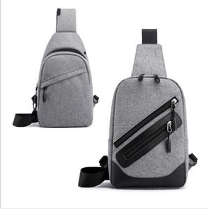 جديد الرجال حقيبة الصدر السفر للماء حقيبة صغيرة بسيطة البرية حقيبة الظهر في الهواء الطلق حقيبة الكتف الصدر
