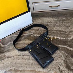 Tasarımcı-çanta bel çantası kemer çanta hakiki deri 2019 yeni stil bel çantası gizli telefon cüzdan çanta