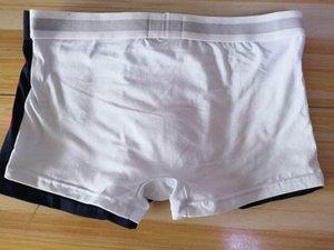 Top brand Men Panties Male Underwears Men Boxer Men's Underwear Mens Underpants Cotton Boxers Underpants Breathable Boxer Solid Shorts XXL