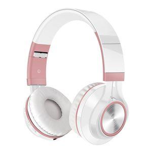 VOBERRY سماعة رأس لاسلكية 2019 جديد بلوتوث سماعة الرأس على الأذن مراقب ستوديو سماعة لموسيقى سماعة التحكم الصوتي