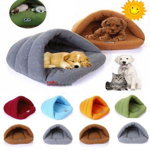 1PC Cama para perros Camas para gatos Alfombrillas Casa Sofá cama para mascotas Pequeña Cama para mascotas Mediana Gatito Casa interior Perrera Estera lavable