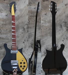 Hochwertige E-Gitarre, Hals durch Gitarren schwarz auf Lager, schnell ausgeliefert