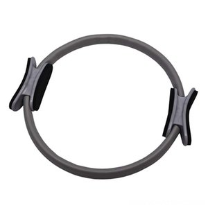 Pilates Circle Resistance Exercise Workout Supplies GYM Dual Band Pilates Ring Circle Resistance Exercise Workout Yoga Fitness Supplies Fitn
