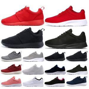 nike air roshe run one Sapatos de luxo TANJUN KAISHI Triplo Preto Londres Olímpico 3.0 Executa Ao Ar Livre Das Mulheres Dos Homens Tênis de Corrida de Moda Tênis de Treinador Designer