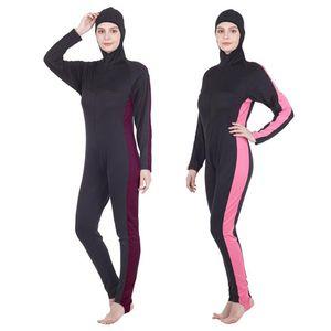 Этническая одежда полное тело женщин гидрокостюм для серфинга плавание дайвинг парусник подводное плавание холодная вода триатлон влажный костюм плавать комбинезон