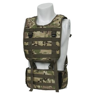 Nylon Girdle Molle Waist Combat Belt Army Tactical Cummerbunds Wargame CS Battle Equipment Hunting Accessories