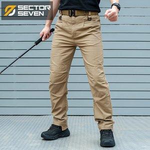 Sector Sete 2020 IX3 mais Jogo de Guerra homens calças táticas calças de carga de trabalho exército casuais calças ativos