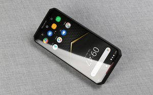 """OUKITEL K13 Pro Android 9.0 Mobile Phone 6.41"""" 19.5:9 Screen MT6762 4G RAM 64G ROM 5V 6A 11000mAh OTA NFC Fingerprint Smartphone"""