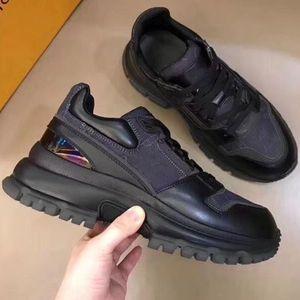 2020 new brand men's shoes fashion sports shoes leather ABC design men's casual shoes patchwork Chaussures pour hommes Fast Deliver ac38