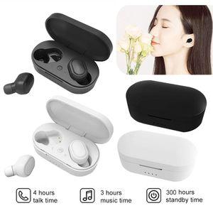 2020 Bruit Casques M1 TWS intra-auriculaire stéréo Sport Bluetooth 5.0 stéréo sans fil écouteurs écouteurs avec boîte au détail