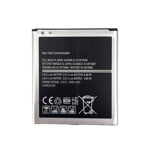 Samsung Galaxy Grand Prime G530 G531 J500 J3 J320 On5 G550 2600mAh piller için Yüksek Grand Prime EB-BG530BBC pil
