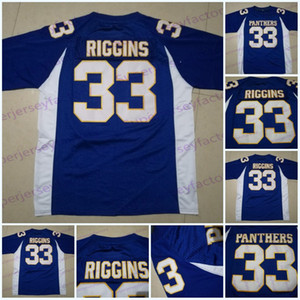Friday Night Lights Tim Riggins 33 Dillon High School Football Jersey nähte Film Trikots Männer S-3XL auf Lager Kostenloser Versand
