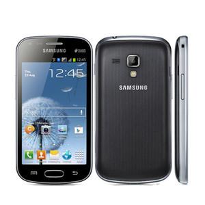 Original Desbloqueado Samsung GALAXY Tendência Duos 4.0inch 4G ROM S7562i Android S7562 3G WCDMA remodelado telefone