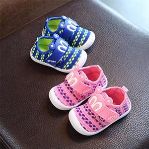 유아 어린이 키즈 아기 신발 사랑스러운 만화 스타 귀 신발 시끄러운 단일 캐주얼 스니커즈를