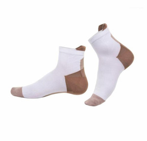 Elastic Chaussettes Fashion Womens Socks Athletic Mens Compression Socks Breathable Cotton Designer Couples Sports