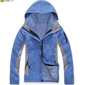 new women Colum bia 2in1 soft shell jacket outdoors waterproof and warm coat