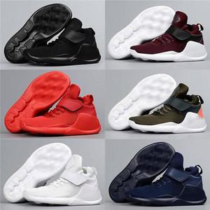 أطفال كوزي مصمم أحذية الأطفال بنين بنات أحذية كرة السلة Zapatos الشقي أعلى عال حذاء رياضة الجري الحجم Eu28-350523 #