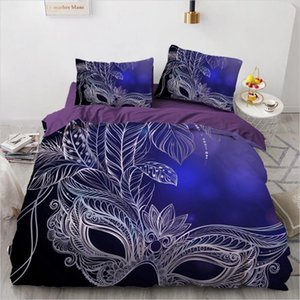 Luxury 3D Design Custom Comforter Shell Duvet Quilt Cover Bedding Set Twin King Queen Double Single Size Home Textile