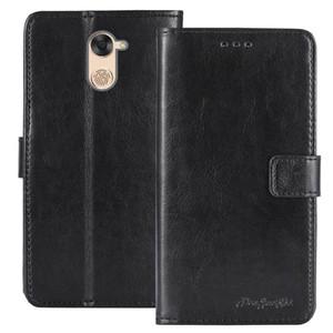 YLYH Durable TPU Silikon-Schutz Leder Gummi-Gel-Abdeckungs-Telefon-Kasten für Konka R7 R8 R9 S3 Premium Luxury Pouch Shell Wallet Etui Haut