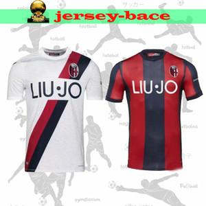 New 19 20 BOLOGNA FC maillot de foot Sansone maison loin des hommes Orsolini Tomiyasu Skov Olsen Soriano chemise de football