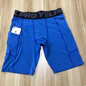 Ejecución de ropa de secado rápido culturismo Trunks playa de compresión Pantalones cortos Hombre Hombre Training Hombres