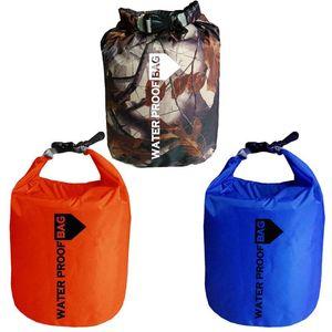Dry Bag portátil deriva Bag Piscina Bags 210T poliéster Taff Remo Desportivo Outdoor Canoe Waterproof Prática Durable