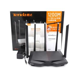 Transfronterizo Tenda Tenda Tanda AC7 wifi inalámbrico 5g enrutador doméstico AC1200M de doble frecuencia