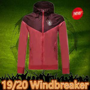 2020 Internacional RS 윈드 브레이커 축구 저지 브라질 재킷 2019/20 브라질 클럽 티셔츠 브라질 국제 운동복 산토스 저지
