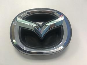 Emblème de grille de radiateur de pare-chocs avant pour Mazda 6 Atenza 2012-2016 GJ GHP9-50-716 Badge Backet GV9B-50-716 Mascot logo Ornement