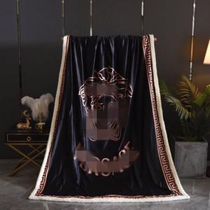 Модная Комфортная Luxury Одеяла Soft Nordic диваны автомобили Кондиционеры Одеяло нового качество Главная Пледы Высокой