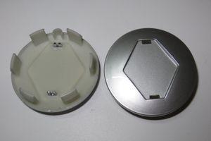 100шт 60мм 57мм RENAULT центра колеса Caps логотип эмблема значок Hub Caps Rim Caps